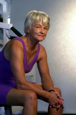 Arm Strengthening Exercises While Sitting For The Elderly