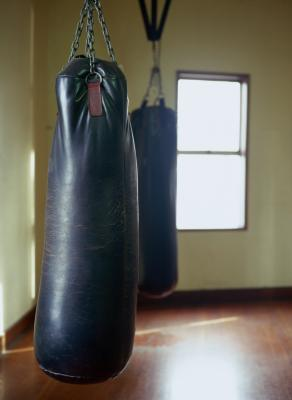 How To Hang A Punching Bag With An Eye Hook Healthy Living
