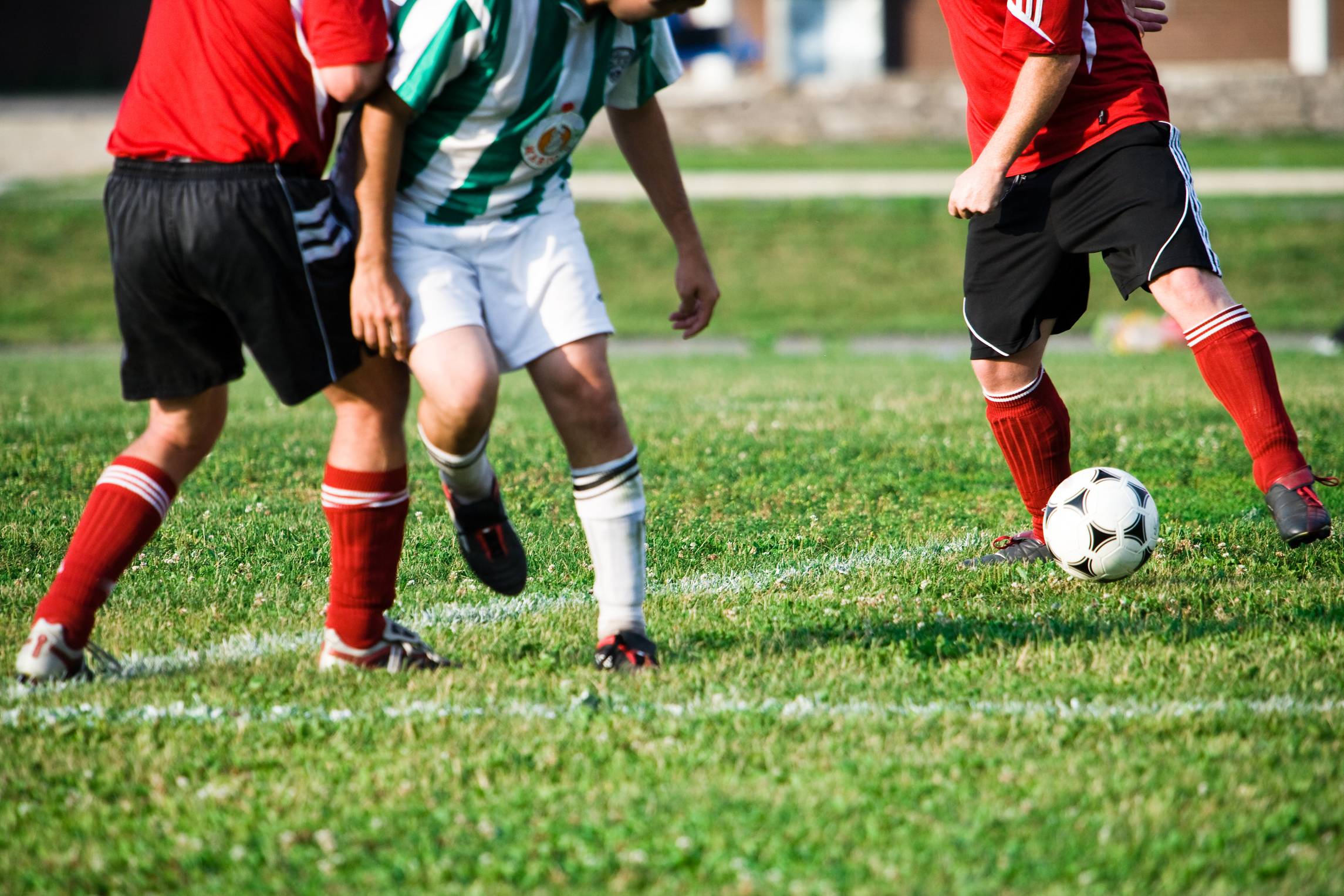 Watch How to Get in Shape for Soccer Tryouts video