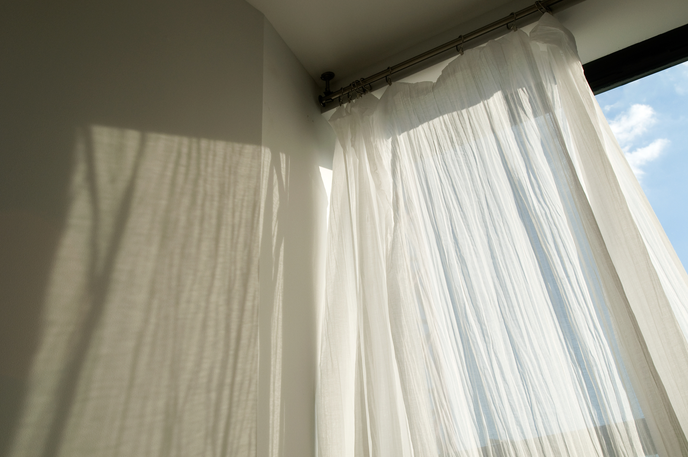 Cuáles son las telas semitransparentes que los decoradores