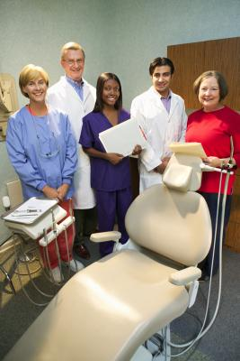 What To Say At A Dental Receptionist S Interview Chron Com
