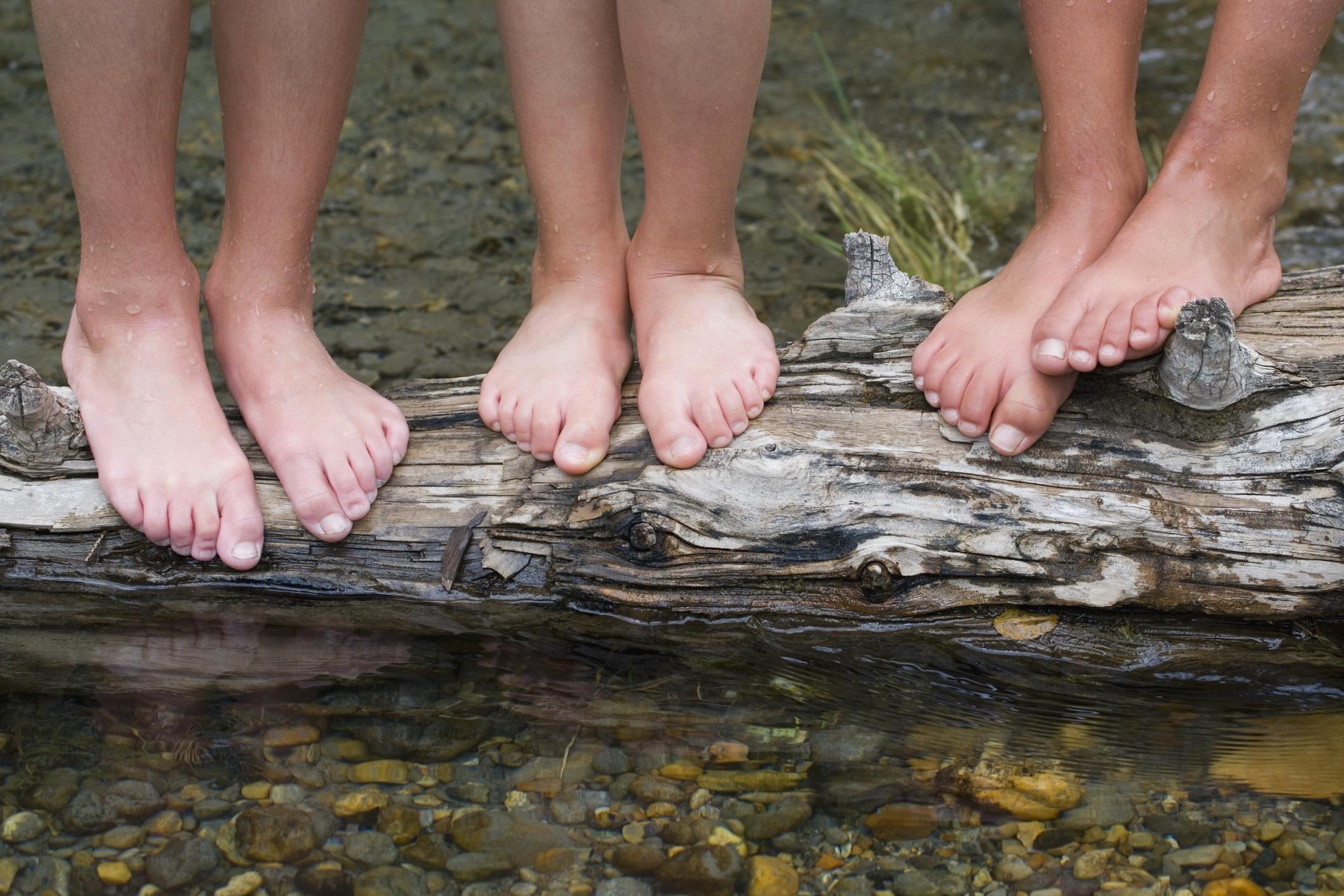 Foot Growth in Children
