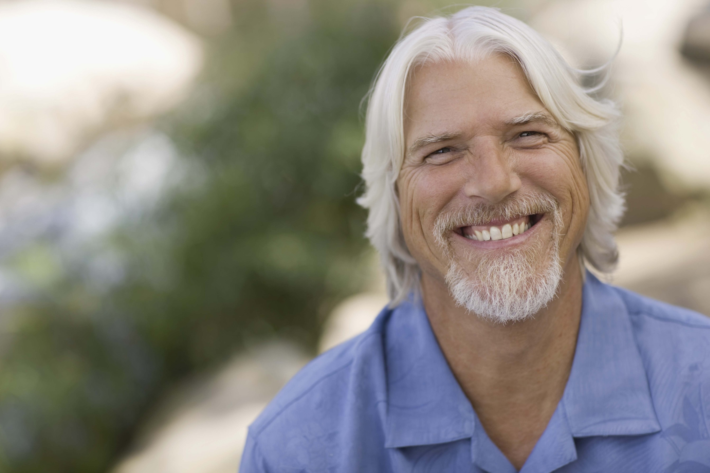 The Best Facial Hair Styles For Gray Hair