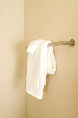 How To Install Towel Racks On A Tile Wall Home Guides