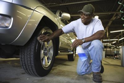 Commit error. car hand detail job can