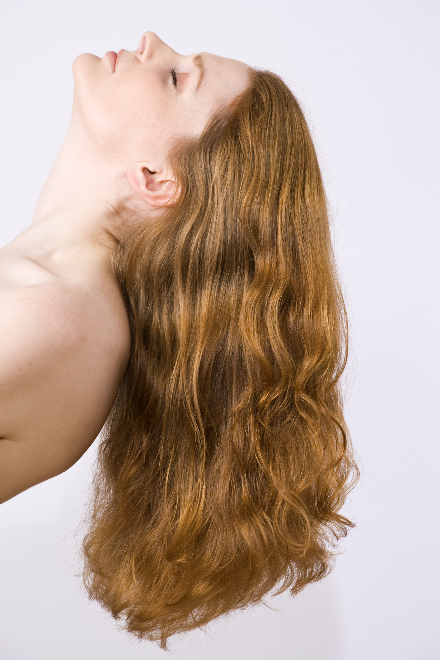 The amino acid lysine helps ensure healthy hair.