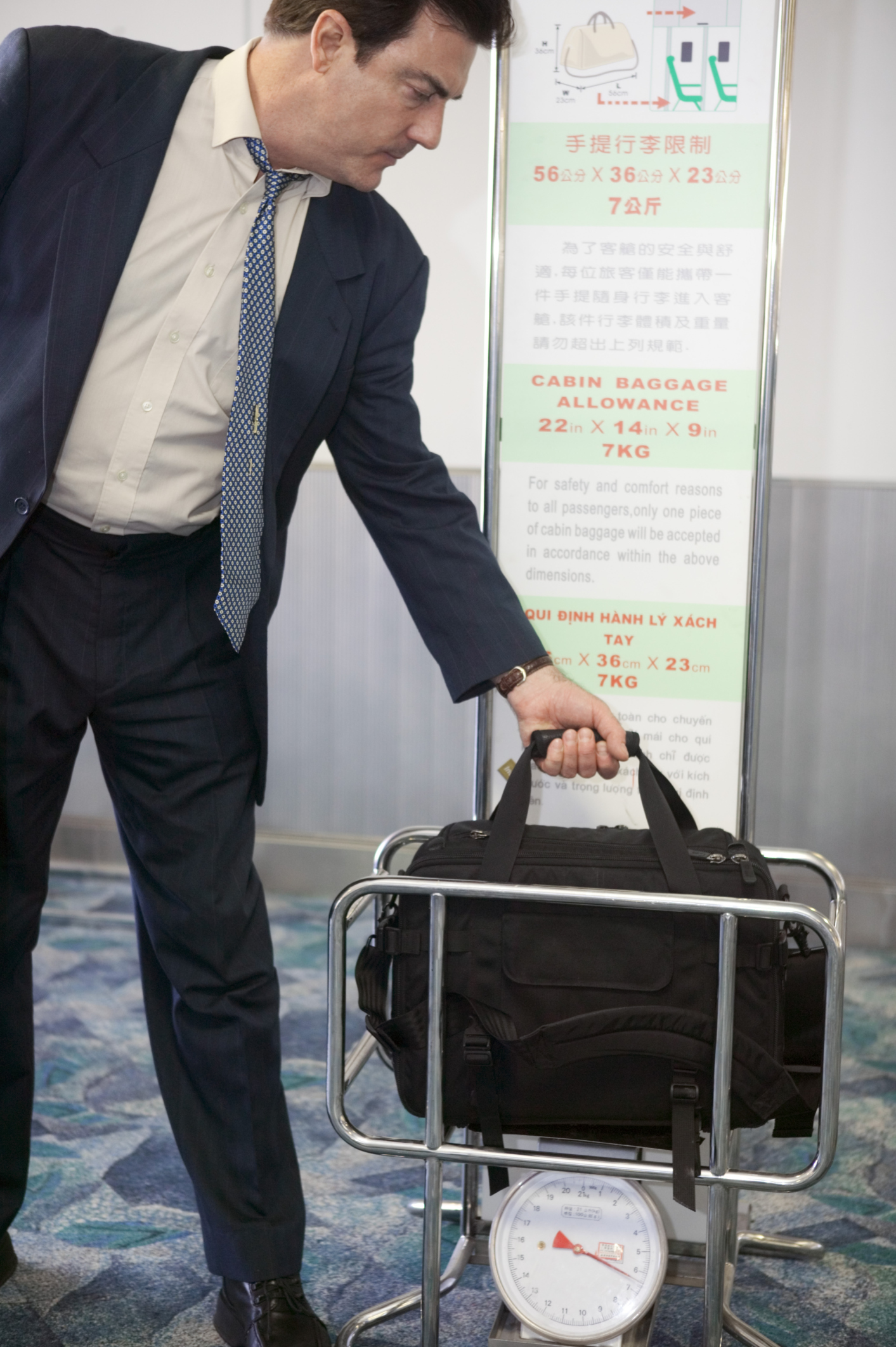 How To Calculate A Carry On Bag Size Usa Today