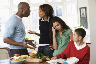 effects of broken family to teenagers personality development Effects of divorce on children's behavior far more likely to come from broken homes than are and indirect family effects on adolescent drug use.