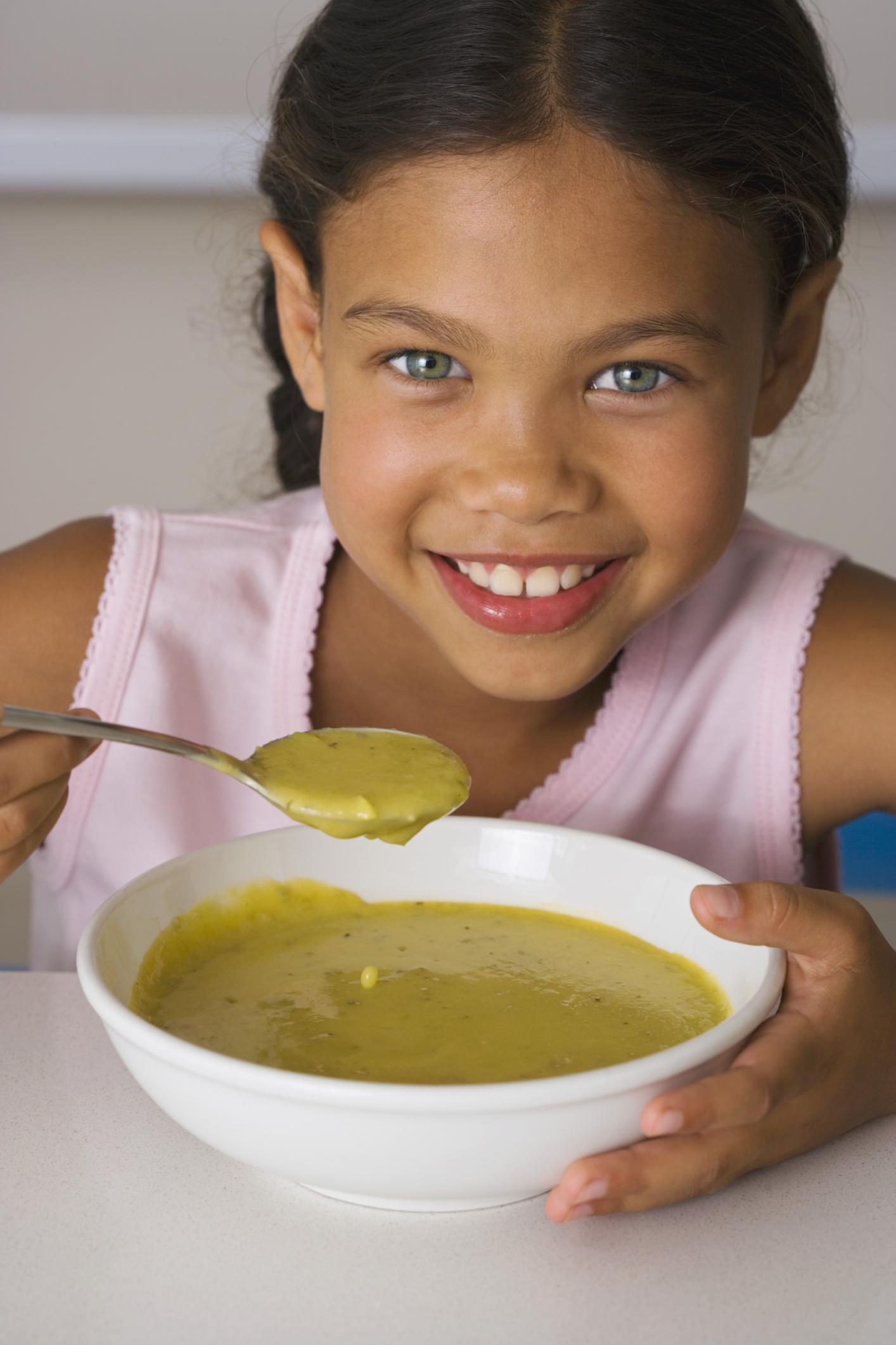 Split peas are rich in potassium.