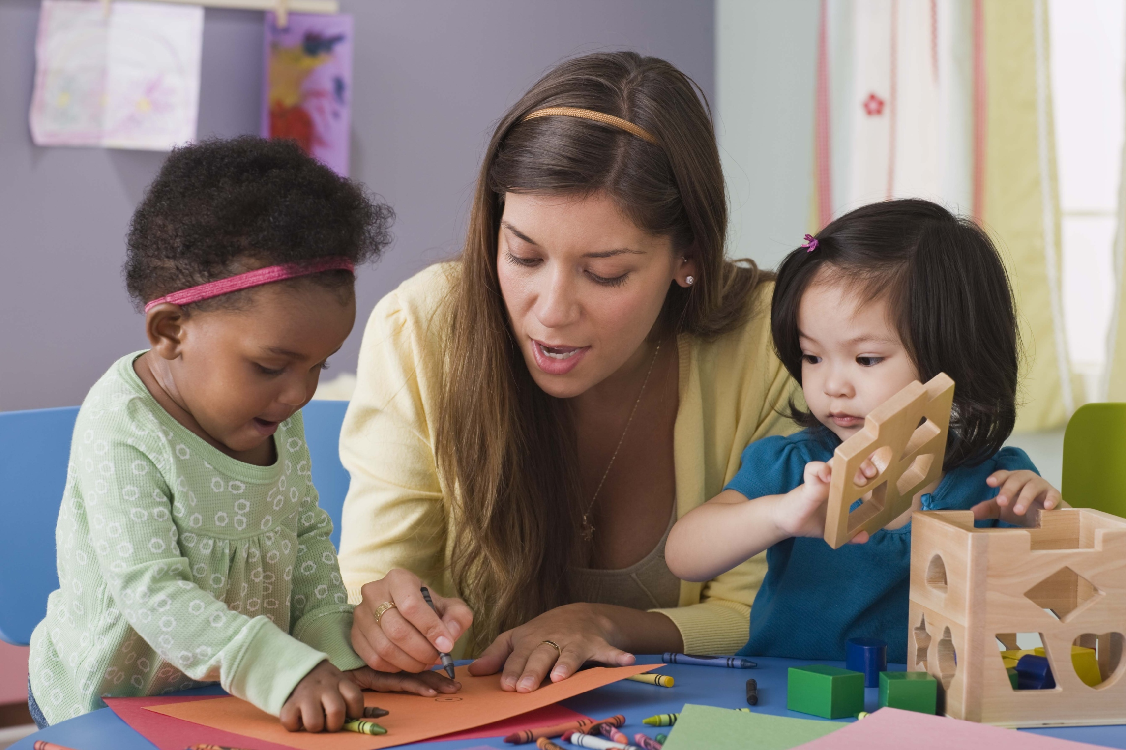 Career goal childcare