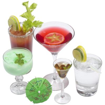 List of the different kinds of mixed alcohol drinks our for List of mixed drinks