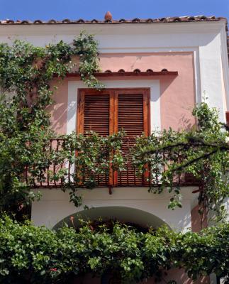 Qu plantas colgantes son adecuadas para balcones ehow - Maceteros colgantes para balcones ...