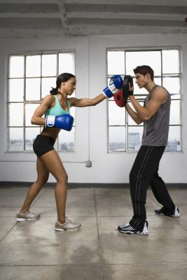 Losing Weight With Boxing Versus Running Chron Com