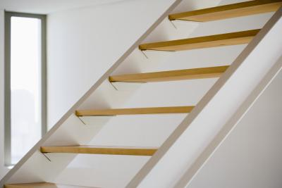 How To Get More Stair Tread Width Home Guides Sf Gate