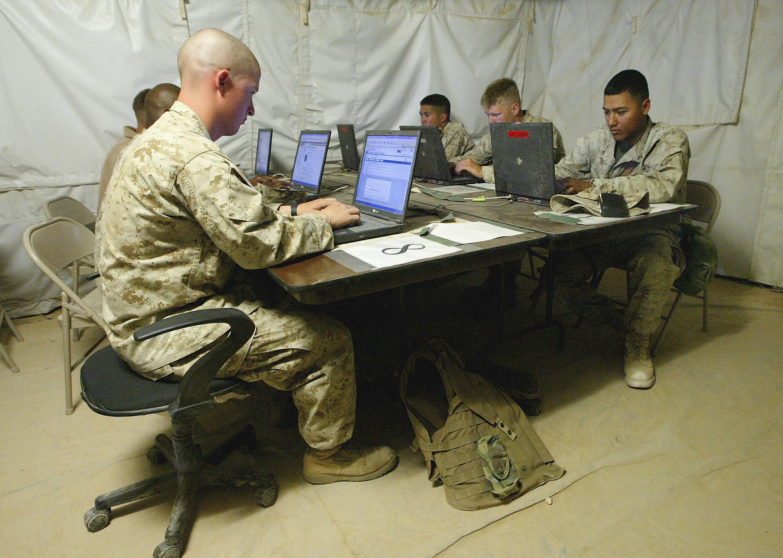 como conocer soldados americanos