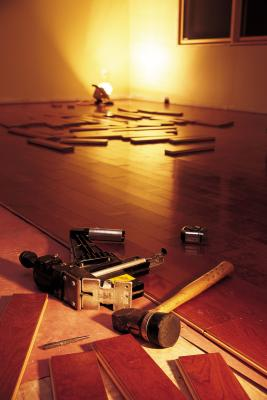 How To Nail Down A Tongue Amp Groove Wooden Floor Without A