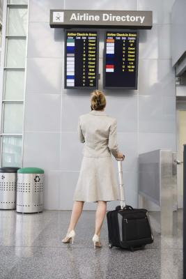 How to find out if someone booked a flight