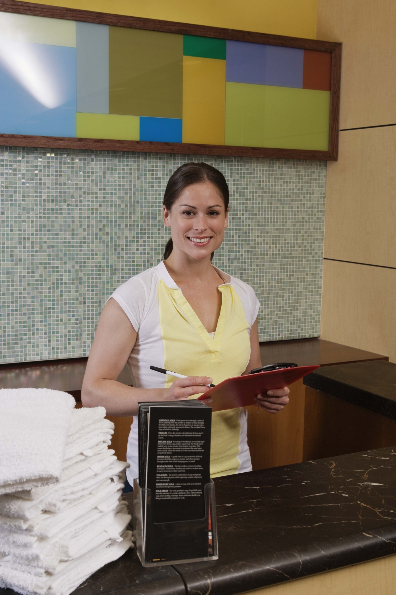 key performance objectives of a receptionist ehow uk