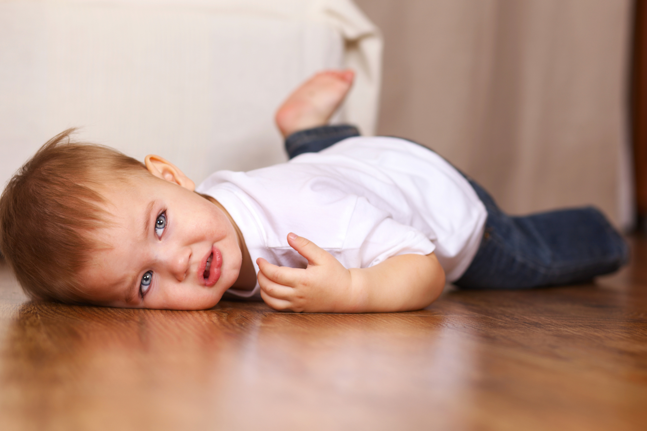 What Causes Sudden Mood Swings in an 18 Month Old