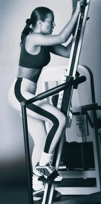 Comparison Of Stair Stepper Vs Elliptical Trainer Woman