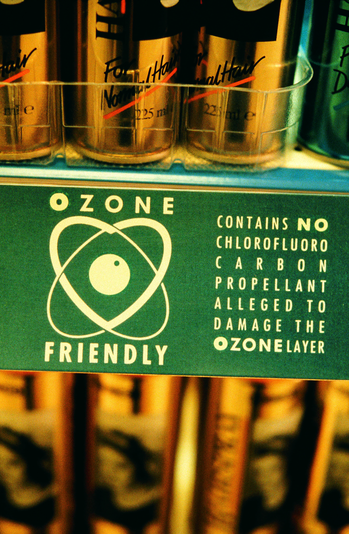 What Is Harming the Ozone Layer? | Sciencing