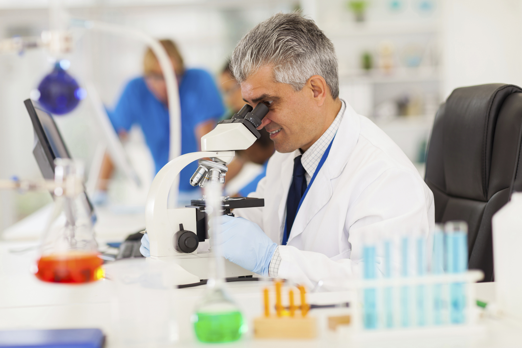 pharmaceutical research job description