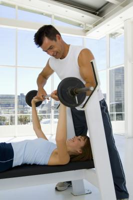 Womens Routines For Bench Press Weight Lifting Woman