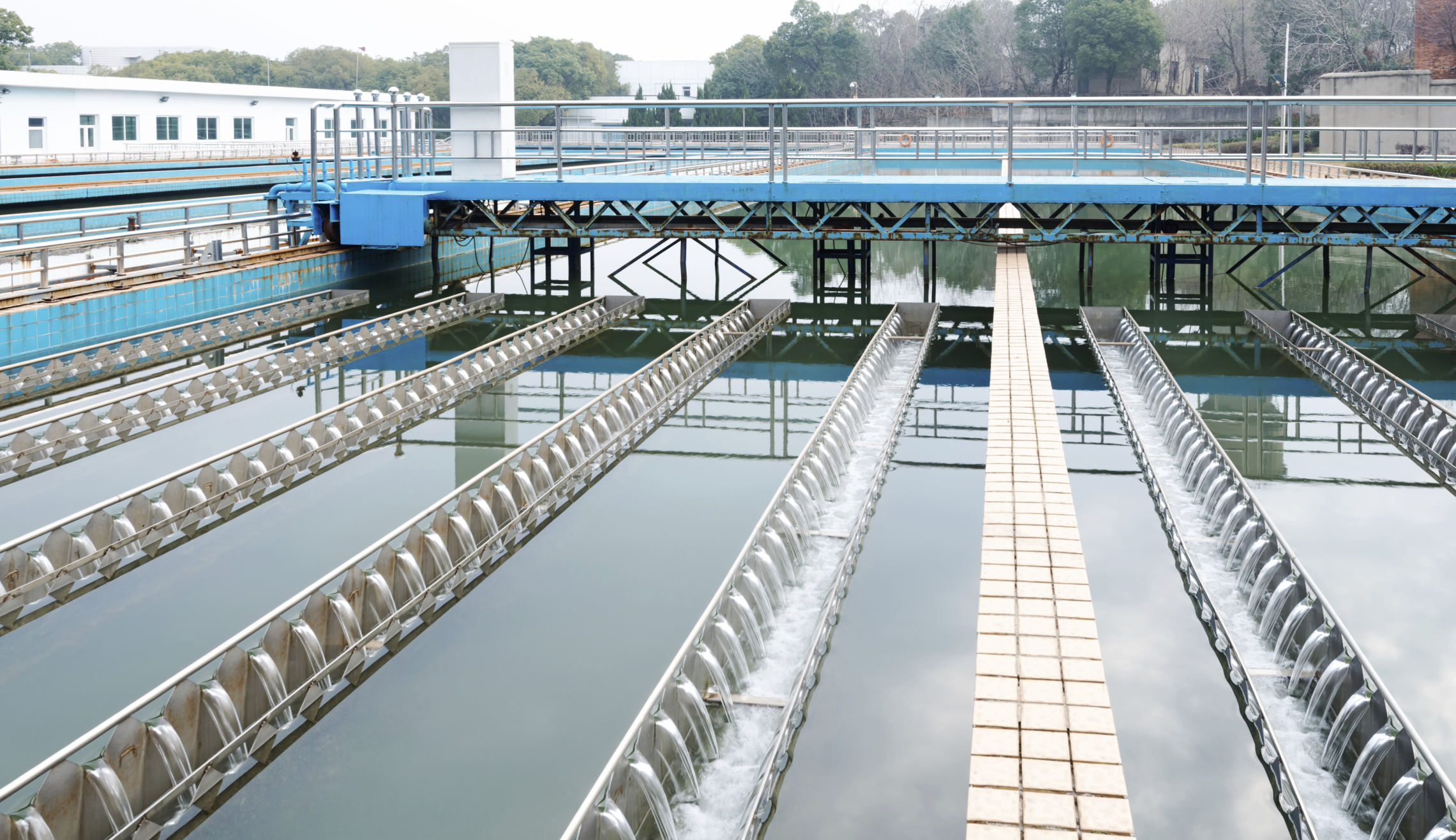 The Eight Steps Involved in Water Purification