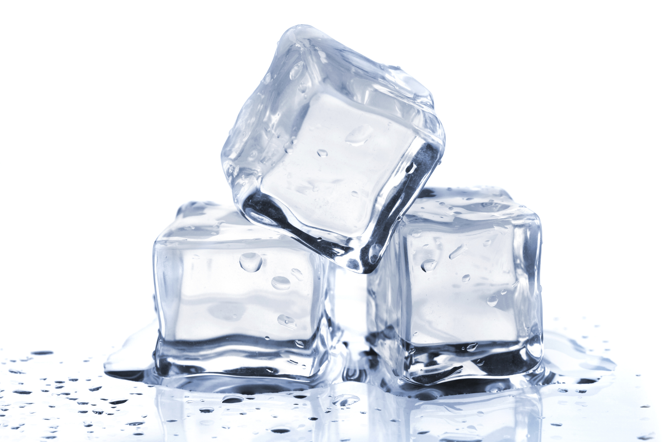 the problem of the ice melting Discuss ice melting and refreezing in refrigerator & freezer repair my freezer is either getting too hot at defrost or staying in defrost too long as my ice.