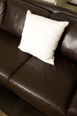 How To Fix Little Holes In A Leather Couch