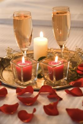 10 best romantic hotels in the united states usa today - Cena romantica con velas ...