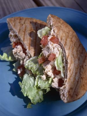 Is canned tuna good for you healthy eating sf gate for Is tuna fish good for you
