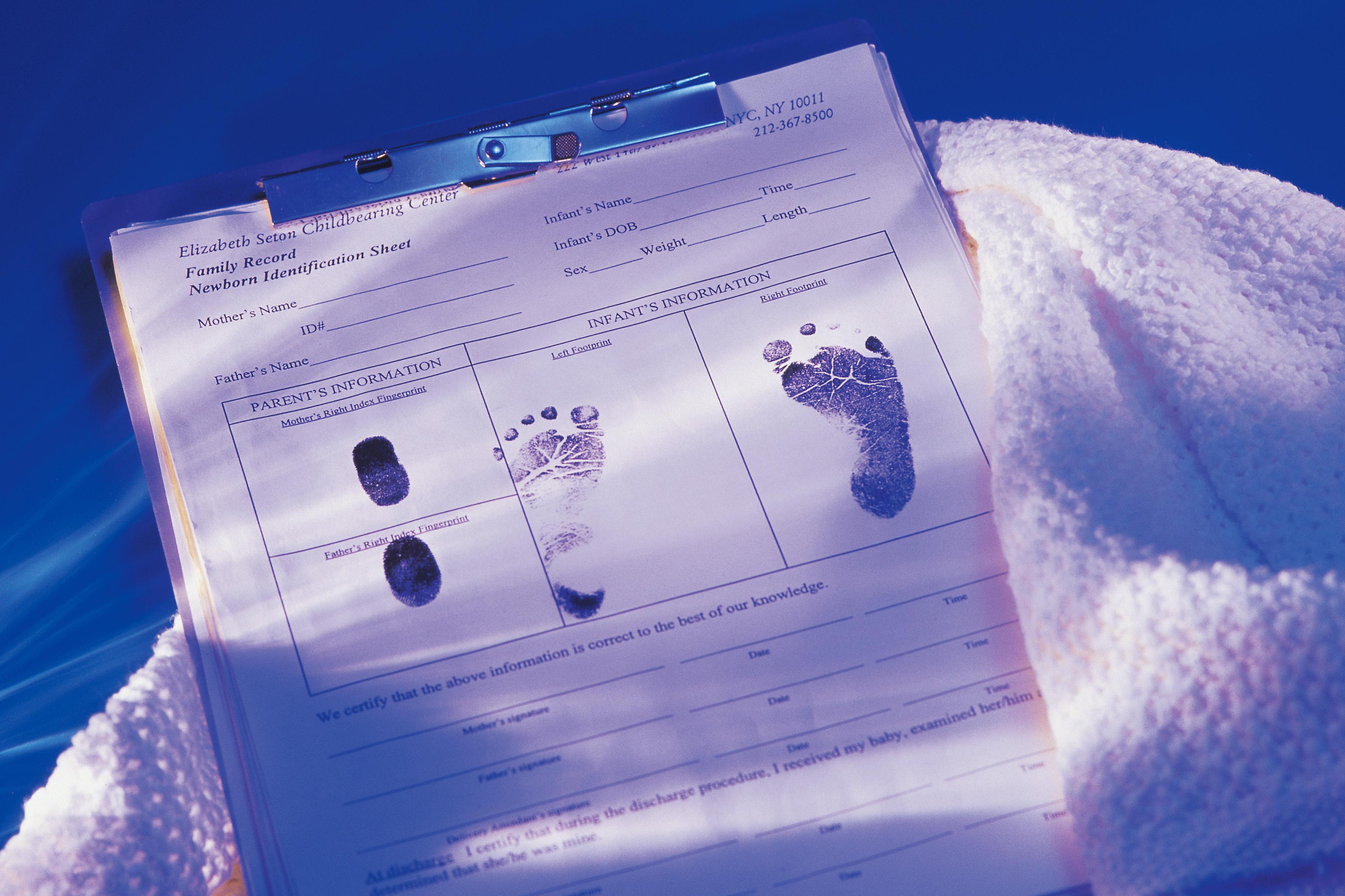 Cómo obtener un certificado de nacimiento en el Condado de Harris ...