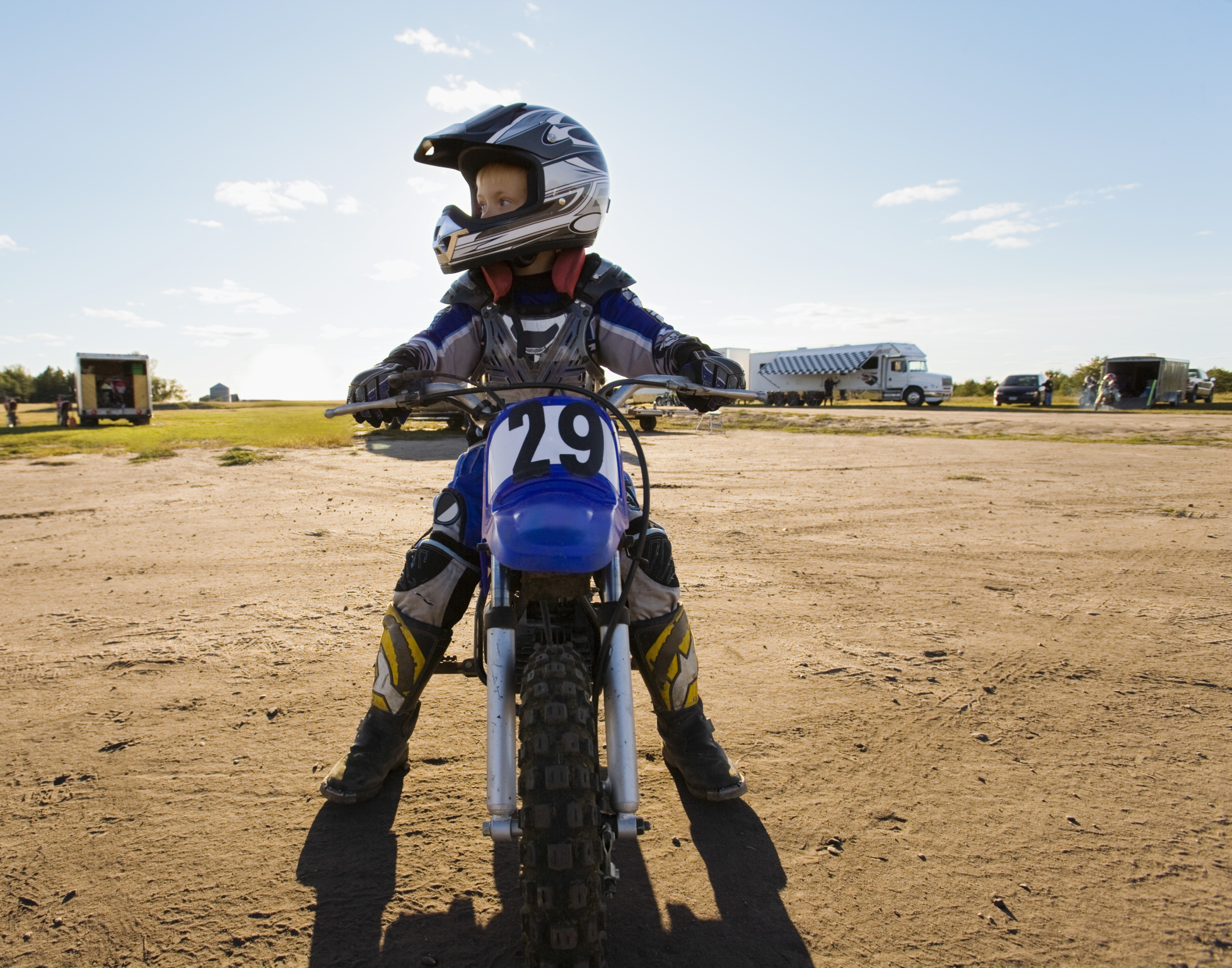 How to Start a Dirt Bike