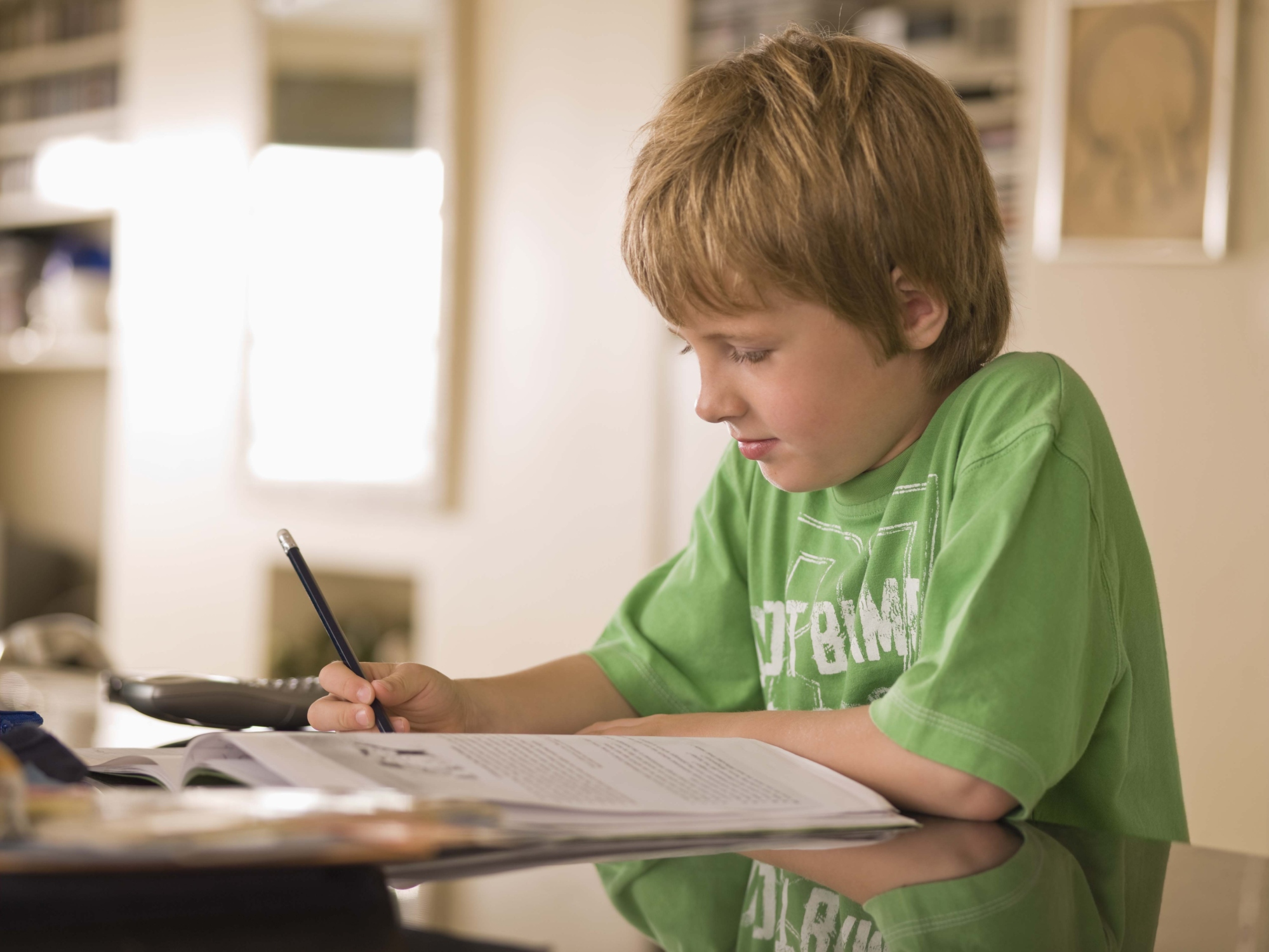 Not Doing Homework Punishment few
