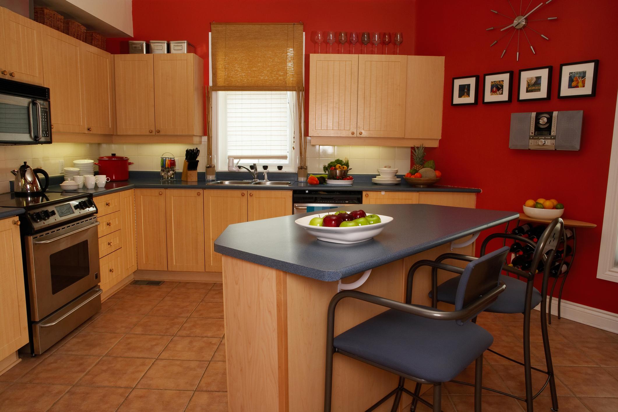 Ancho estándar de los gabinetes de cocina |