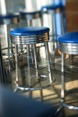 How To Reupholster Metal Bar Stools Home Guides Sf Gate