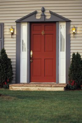 How To Install The Bottom Seal On An Entry Door Home