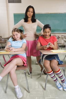 Middle school classroom rules and consequences