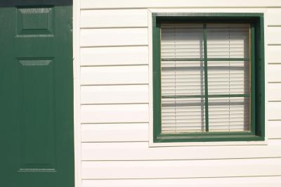 How To Install Address Plaques On Vinyl Siding Home