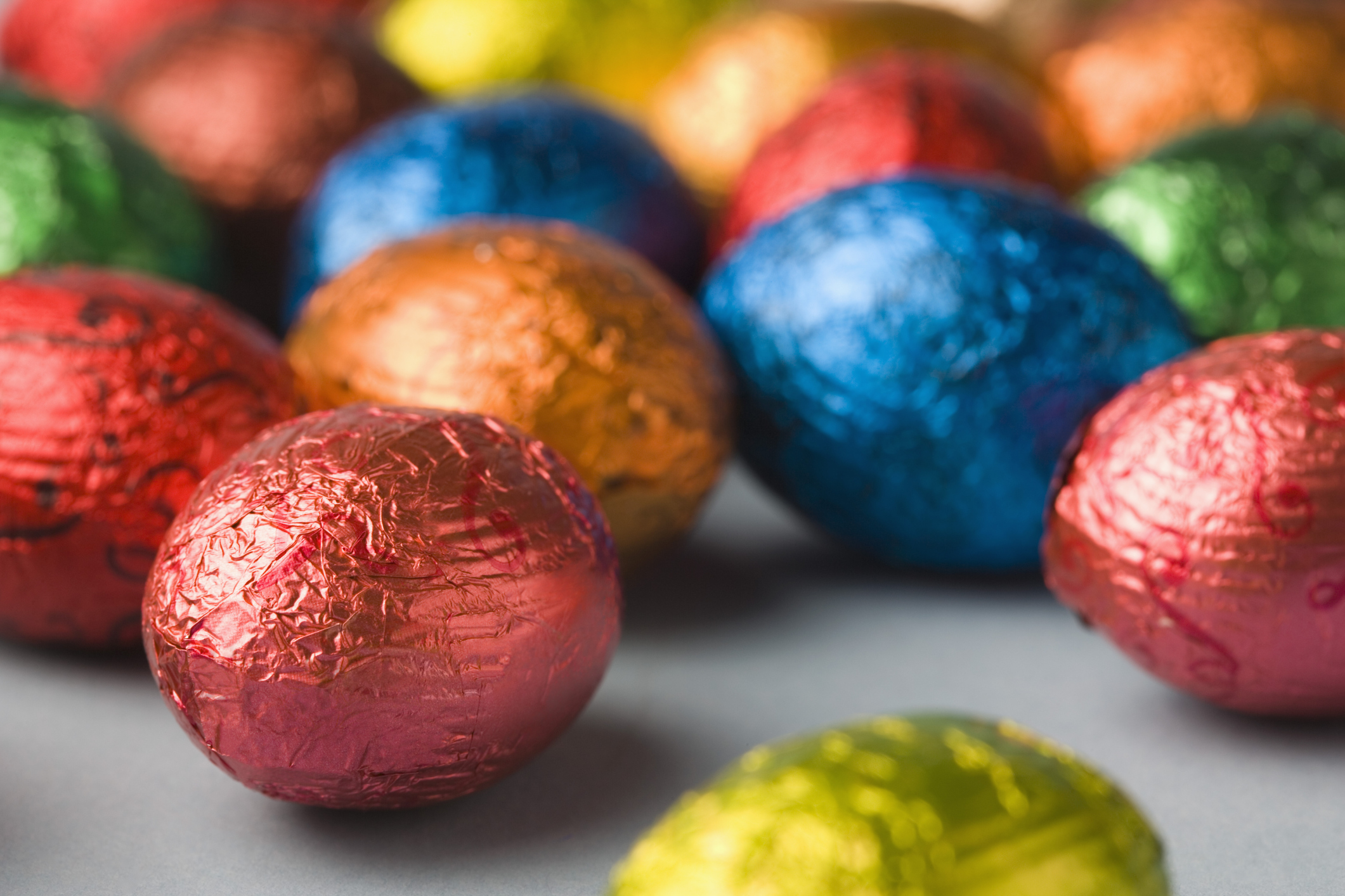 Candy should be eaten only occasionally, as it is not a healthy food.