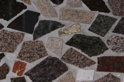 Making ceramic tiles at home