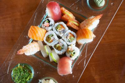 Sushi michelská