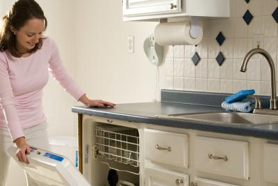 how to manually drain a washing machine