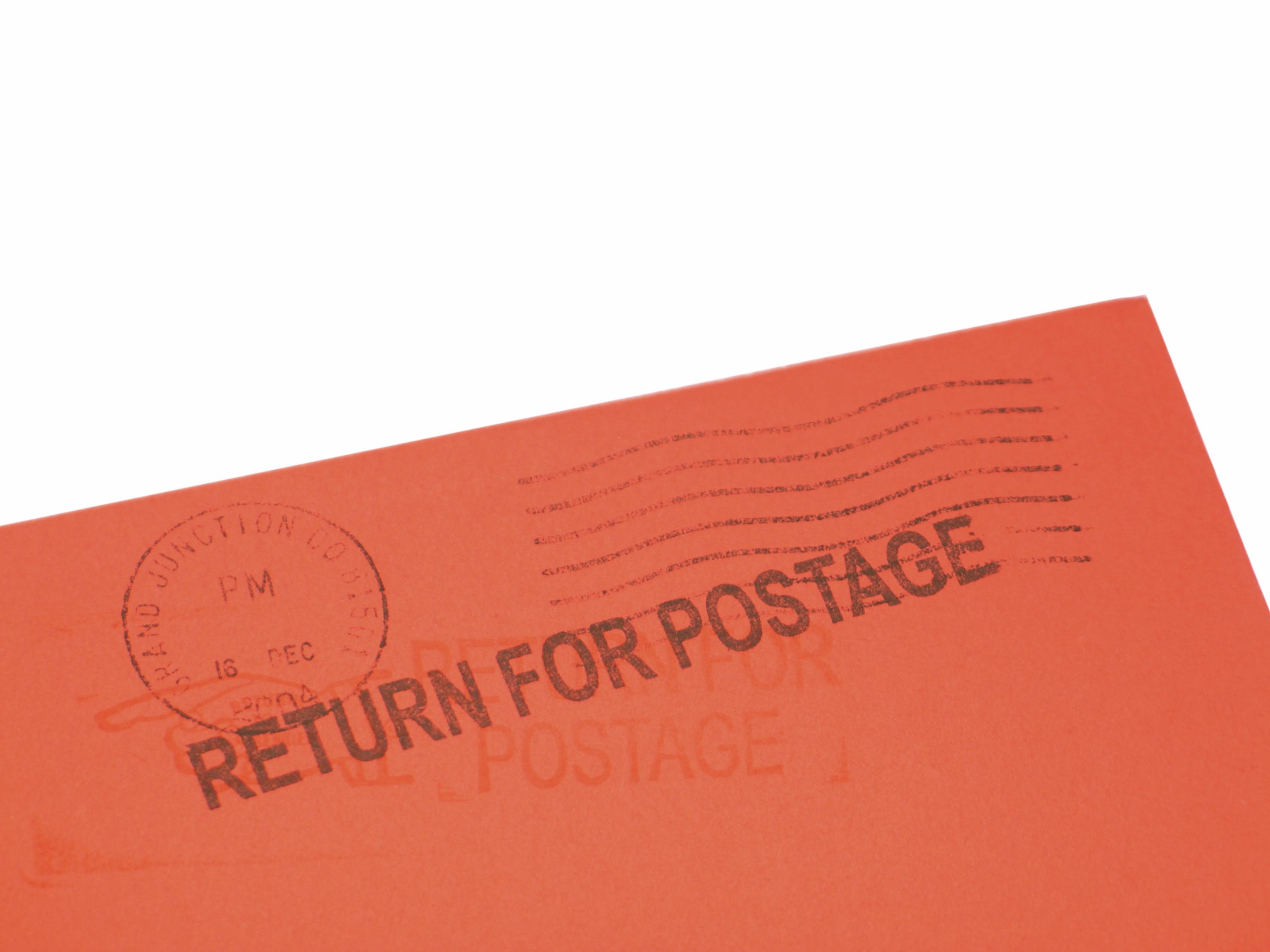How Do I Pay Postage Due? | Bizfluent