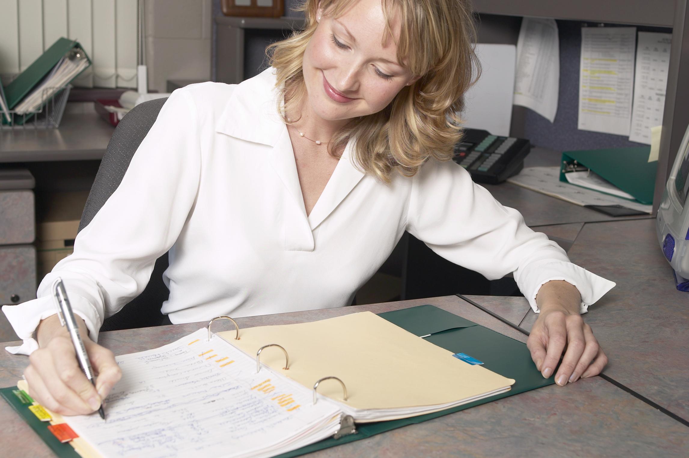 Ayuda con la escritura de metas y objetivos para un auxiliar ...