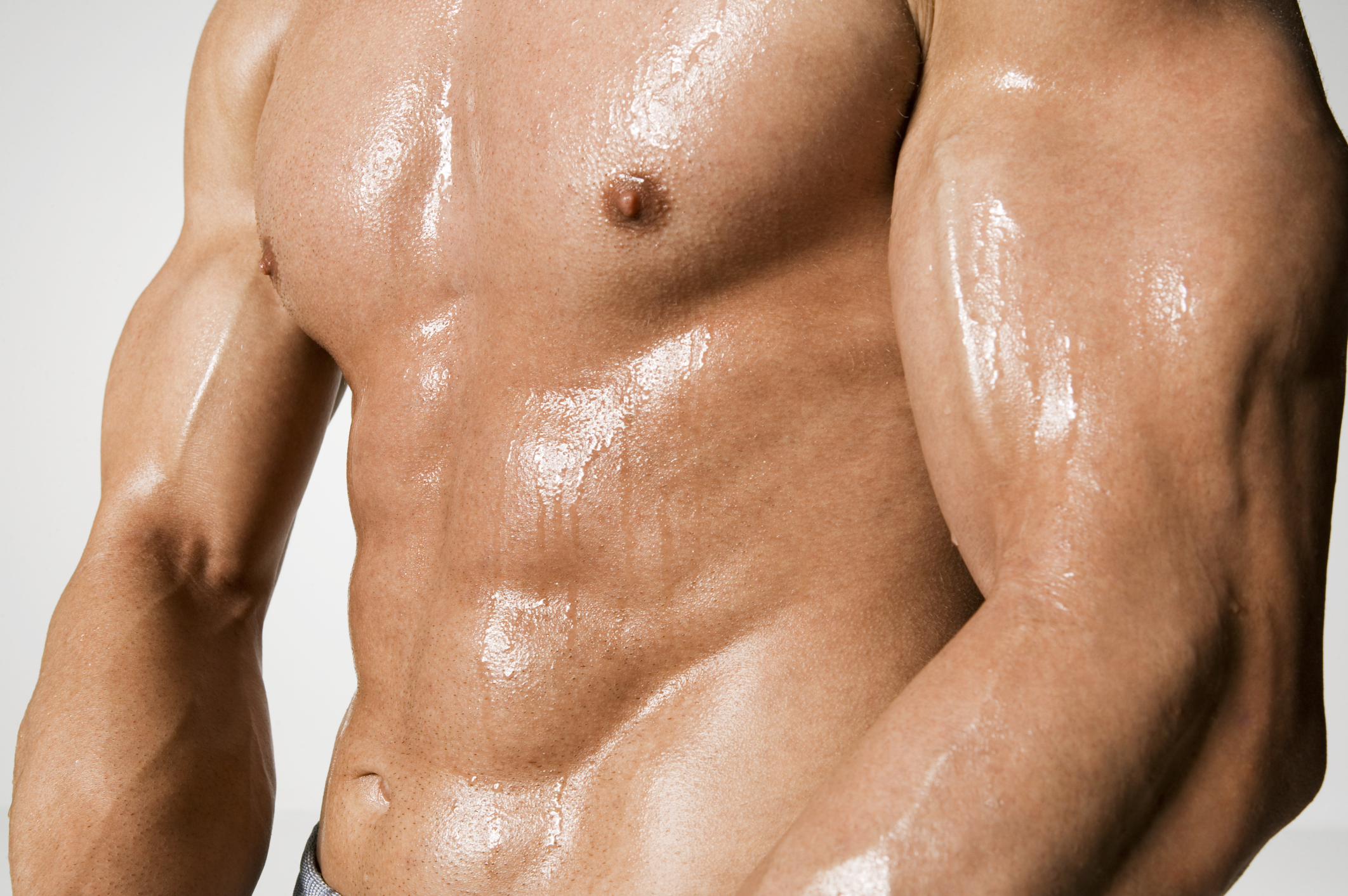 Build muscle with the right diet and exercise program.