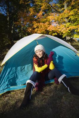 Parts Of A Tent | LIVESTRONG.
