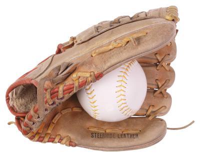 Infielders Softball Glove Choosing a Softball Glove