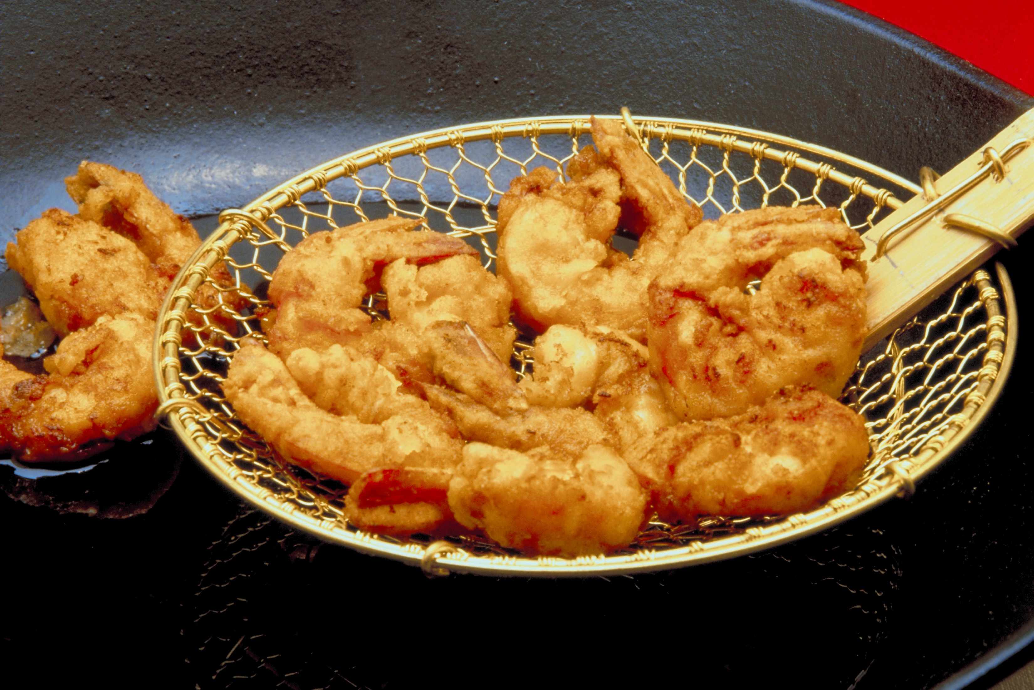 Limit fried shrimp to an occasional treat.